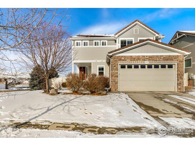 5109 Ridgewood Dr, Johnstown, CO 80534 (#871124) :: The Griffith Home Team