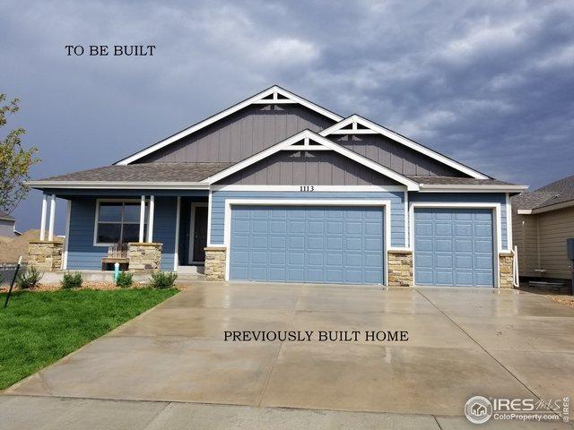 2610 Haven Ct, Evans, CO 80620 (MLS #871125) :: Kittle Real Estate