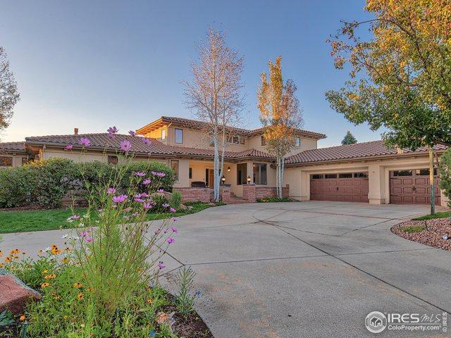 8583 Strawberry Ln, Niwot, CO 80503 (MLS #871146) :: 8z Real Estate