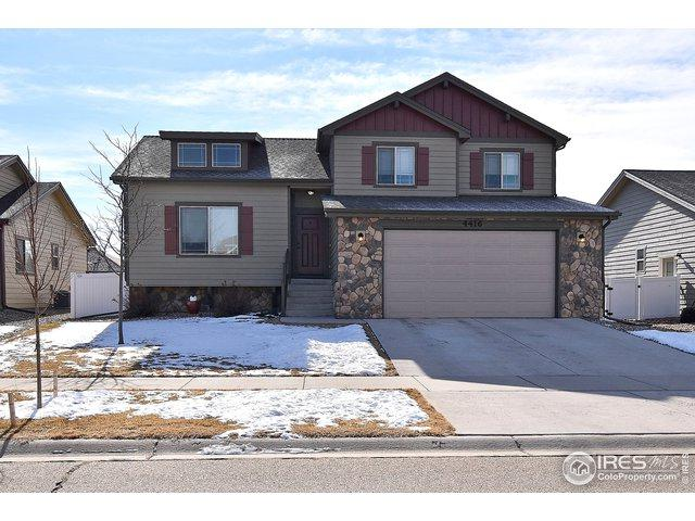 4416 Dante St, Evans, CO 80620 (#871152) :: The Griffith Home Team