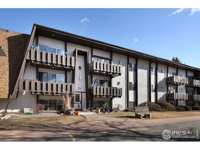 1305 Kirkwood Dr #202, Fort Collins, CO 80525 (MLS #871200) :: Keller Williams Realty