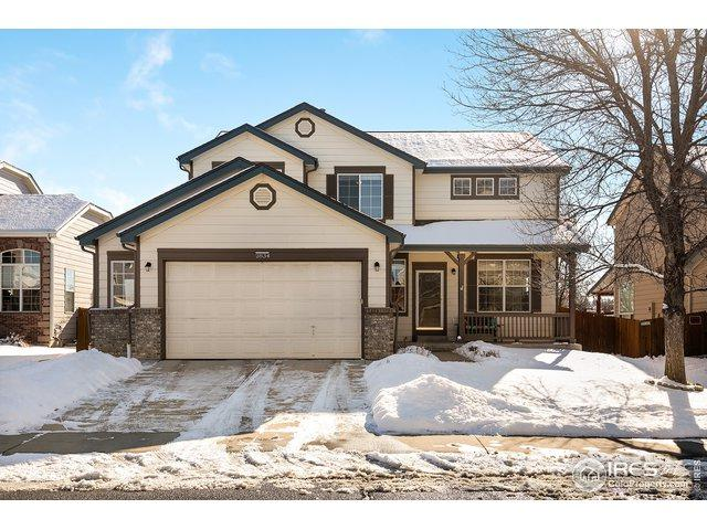 2834 Hughs Dr, Erie, CO 80516 (MLS #871235) :: Kittle Real Estate