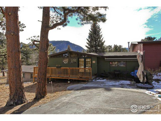 1250 S Saint Vrain Ave #12, Estes Park, CO 80517 (MLS #871260) :: The Lamperes Team