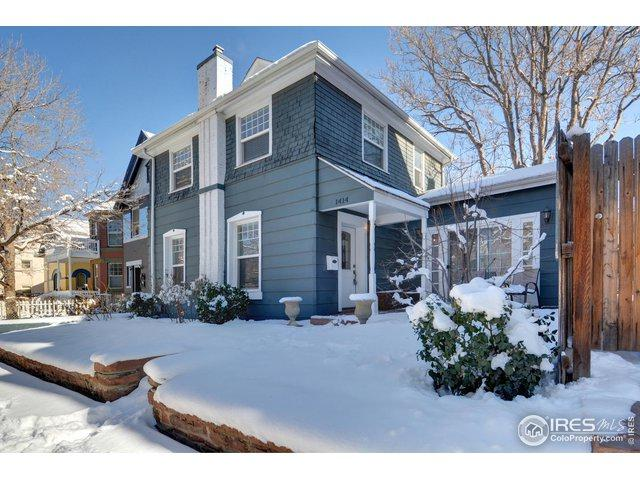 1414 N Clarkson St, Denver, CO 80218 (MLS #871261) :: Tracy's Team