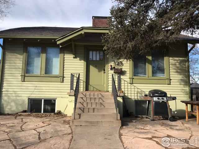 725 E Mulberry St, Fort Collins, CO 80524 (MLS #871293) :: Downtown Real Estate Partners
