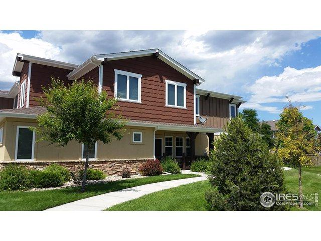 5850 Dripping Rock Ln #103, Fort Collins, CO 80528 (MLS #871300) :: Sarah Tyler Homes