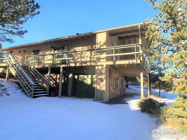 812 Ponderosa Ln, Estes Park, CO 80517 (#871308) :: The Griffith Home Team