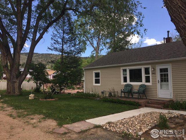 342 4th Ave, Lyons, CO 80540 (MLS #871332) :: JROC Properties