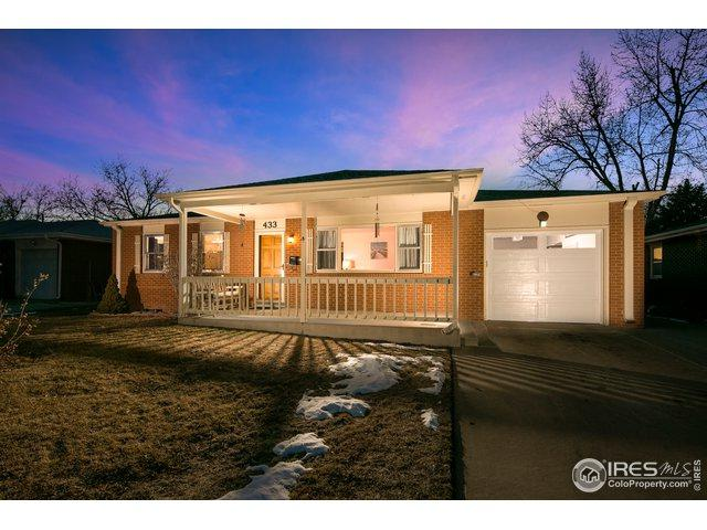 433 27th Ave, Greeley, CO 80634 (MLS #871353) :: 8z Real Estate