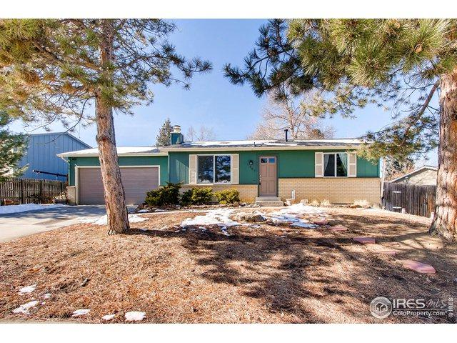 1307 N Franklin Ave, Louisville, CO 80027 (MLS #871381) :: Sarah Tyler Homes