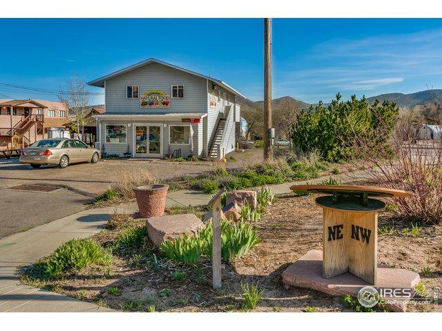 454 Main St, Lyons, CO 80540 (MLS #871425) :: JROC Properties