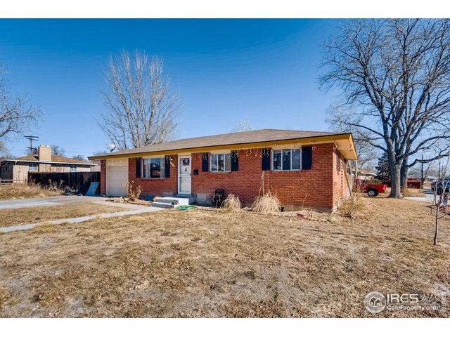 2628 19th Ave, Greeley, CO 80631 (MLS #871435) :: 8z Real Estate