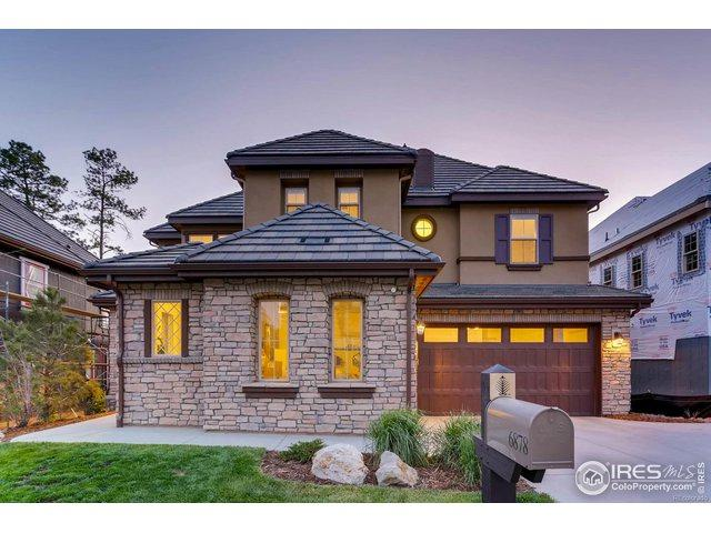 6878 Northstar Ct, Castle Rock, CO 80108 (#871449) :: The Griffith Home Team