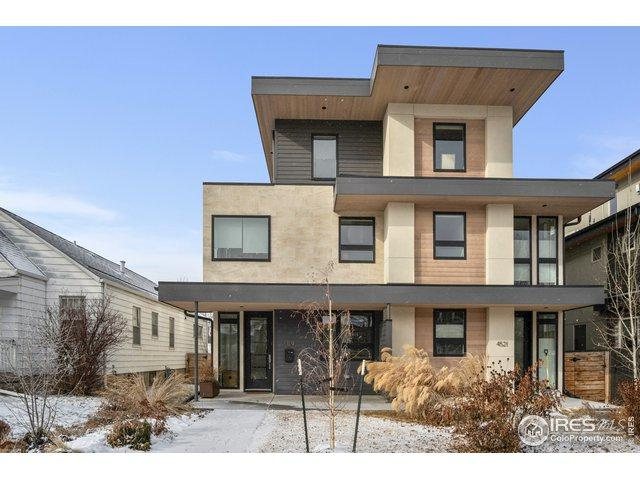 4519 Vrain St, Denver, CO 80212 (#871470) :: The Griffith Home Team