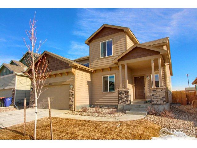 6565 Blue Spruce St, Frederick, CO 80530 (#871488) :: The Griffith Home Team