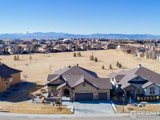 6121 Southern Hills Dr, Windsor, CO 80550 (#871491) :: The Griffith Home Team