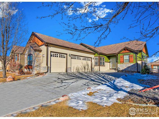 5210 Brandywine Dr, Loveland, CO 80538 (MLS #871497) :: The Daniels Group at Remax Alliance