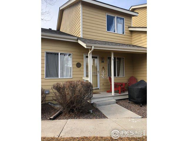 500 Lashley St #50, Longmont, CO 80504 (MLS #871525) :: Sarah Tyler Homes
