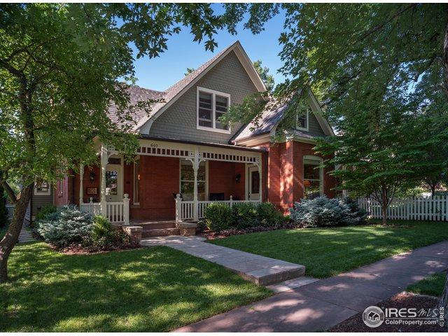 640 Mapleton Ave, Boulder, CO 80304 (MLS #871531) :: JROC Properties