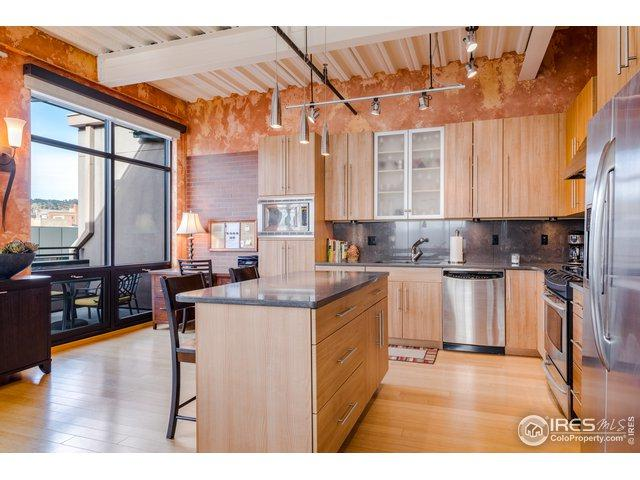 1360 Walnut St #311, Boulder, CO 80302 (MLS #871558) :: The Lamperes Team