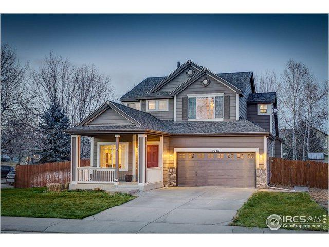 1048 Morning Dove Dr, Longmont, CO 80504 (MLS #871580) :: The Lamperes Team