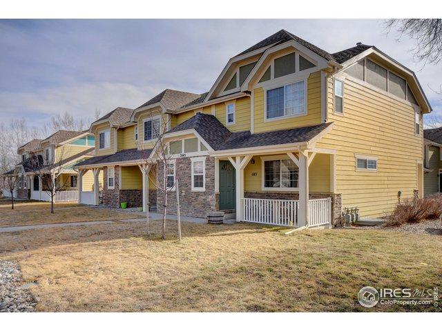 2845 W Elizabeth St #102, Fort Collins, CO 80521 (MLS #871592) :: Colorado Home Finder Realty