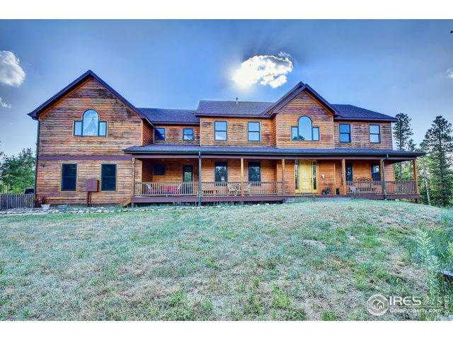 289 Rangeview Rd, Black Hawk, CO 80422 (#871593) :: My Home Team