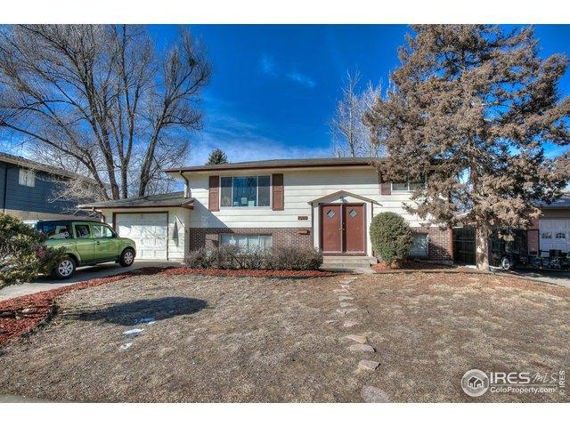 1509 30th Ave, Greeley, CO 80634 (MLS #871608) :: Kittle Real Estate