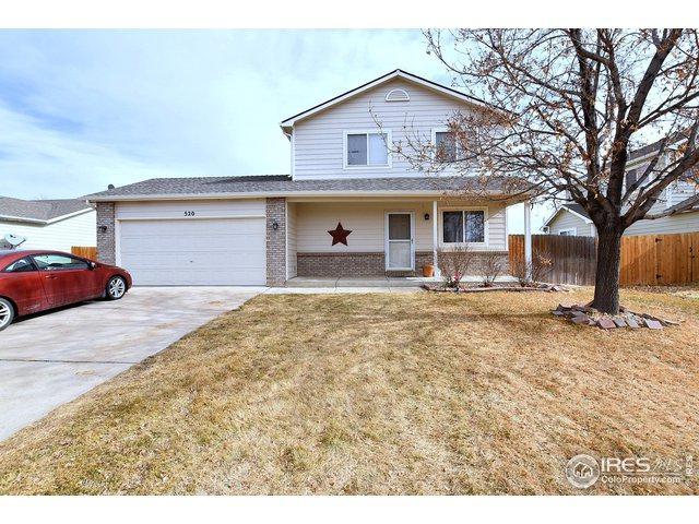 520 S Rachel Ave, Milliken, CO 80543 (MLS #871627) :: 8z Real Estate