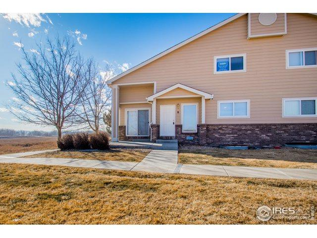 1601 Great Western Dr #8, Longmont, CO 80501 (MLS #871642) :: 8z Real Estate