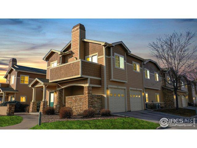 6607 W 3rd St #1223, Greeley, CO 80634 (MLS #871643) :: The Lamperes Team