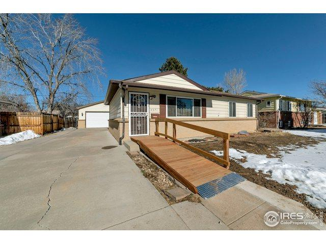 3371 W 95th Ave, Westminster, CO 80031 (MLS #871704) :: The Lamperes Team
