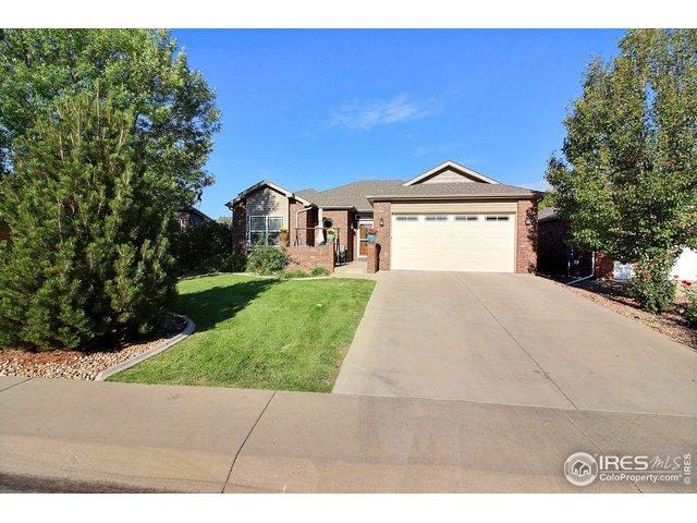 451 46th Ave, Greeley, CO 80634 (#871736) :: The Peak Properties Group