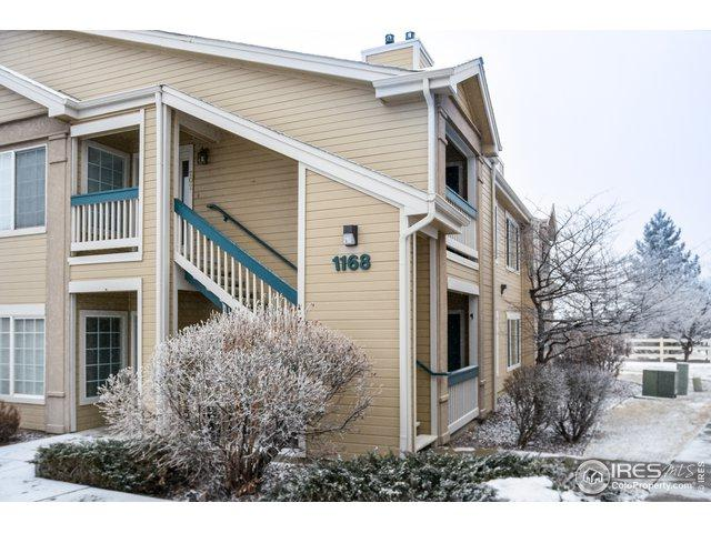 1168 Opal St #103, Broomfield, CO 80020 (MLS #871737) :: The Lamperes Team