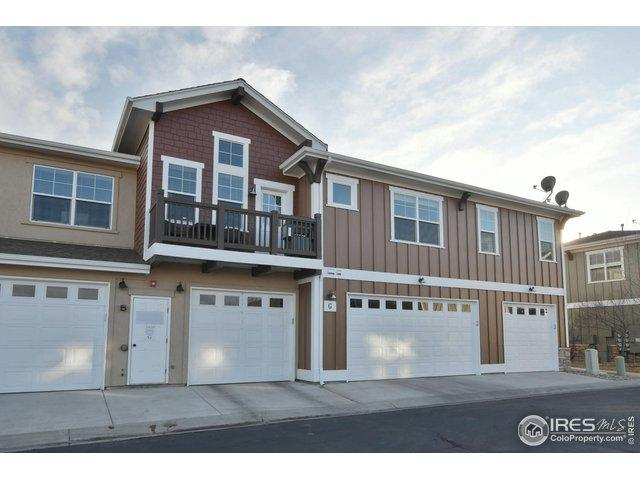 5850 Dripping Rock Ln #201, Fort Collins, CO 80528 (MLS #871773) :: The Lamperes Team