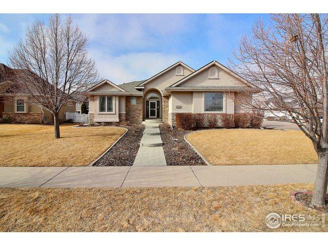 227 N 53rd Ave, Greeley, CO 80634 (MLS #871782) :: 8z Real Estate