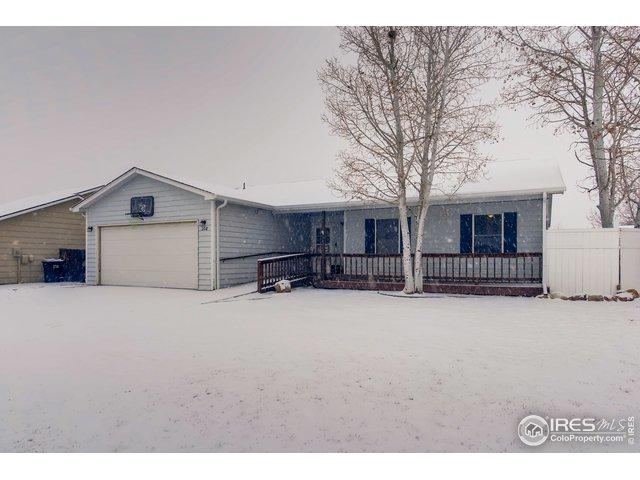 208 N 45th Ave Ct, Greeley, CO 80634 (#871804) :: The Peak Properties Group