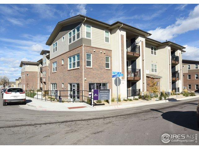 15385 W 64th Ln #102, Arvada, CO 80007 (MLS #871817) :: The Lamperes Team