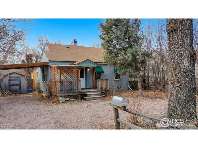 1129 W Mulberry St, Fort Collins, CO 80521 (MLS #871848) :: Sarah Tyler Homes