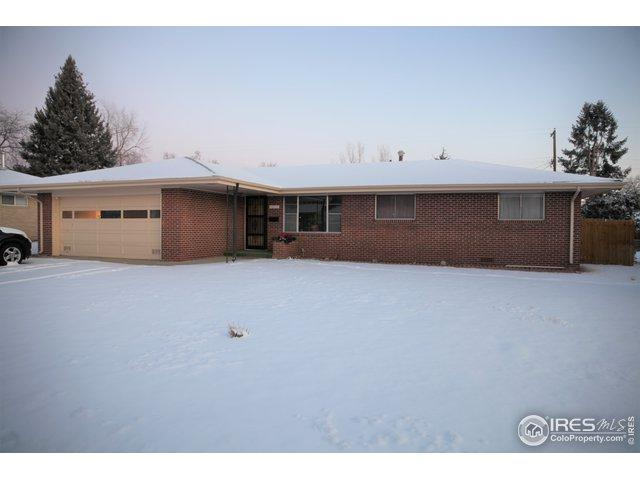 2233 12th St, Greeley, CO 80631 (#871849) :: The Peak Properties Group