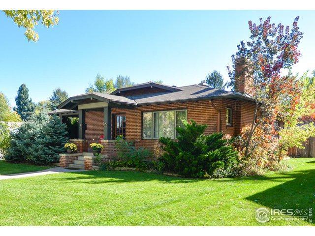 1101 W Oak St, Fort Collins, CO 80521 (MLS #871850) :: 8z Real Estate