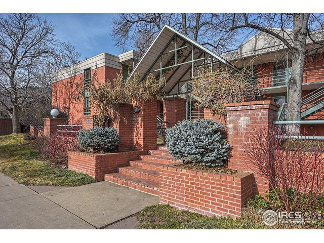 625 Pearl St #28, Boulder, CO 80302 (MLS #871868) :: J2 Real Estate Group at Remax Alliance