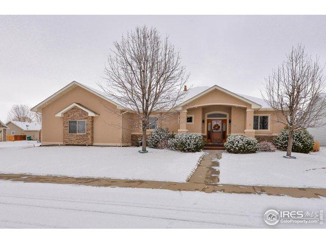 535 King Ave, Johnstown, CO 80534 (MLS #871869) :: The Daniels Group at Remax Alliance