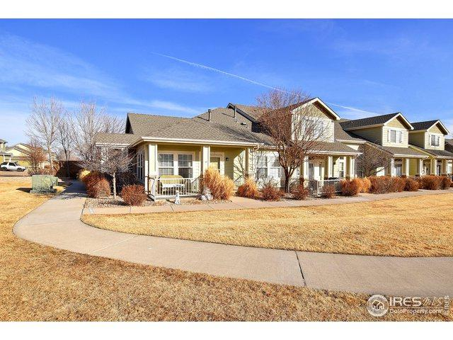 1900 68th Ave #701, Greeley, CO 80634 (MLS #871902) :: Tracy's Team