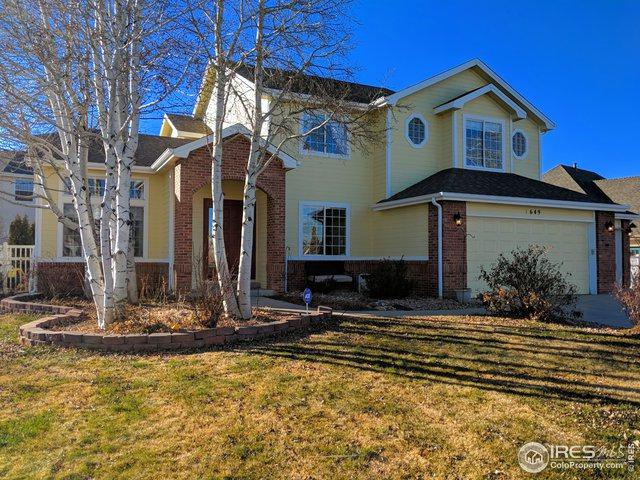 649 52nd Ave, Greeley, CO 80634 (MLS #871915) :: 8z Real Estate