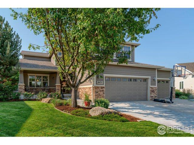 8435 Castaway Dr, Windsor, CO 80528 (MLS #871932) :: Kittle Real Estate