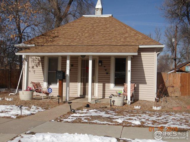 1605 8th St, Greeley, CO 80631 (#871947) :: The Peak Properties Group