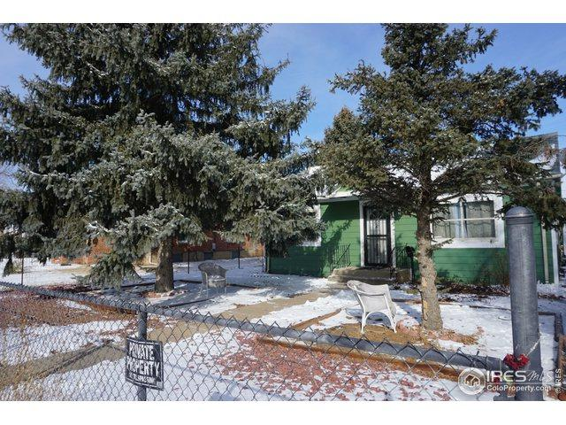 1525 5th St, Greeley, CO 80631 (MLS #871967) :: Sarah Tyler Homes