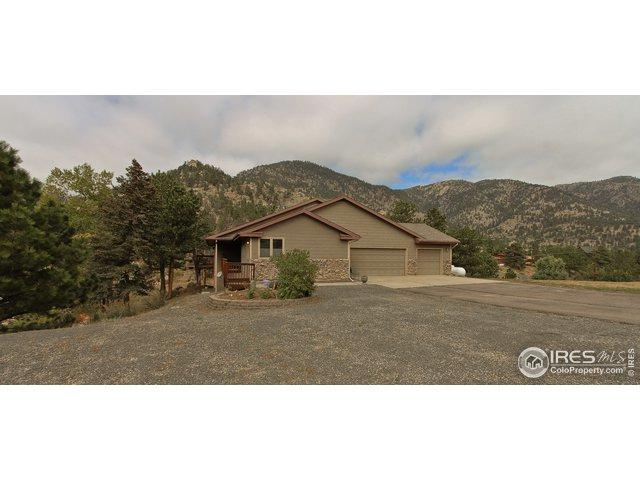 599 Kiowa Rd, Lyons, CO 80540 (MLS #871973) :: Kittle Real Estate