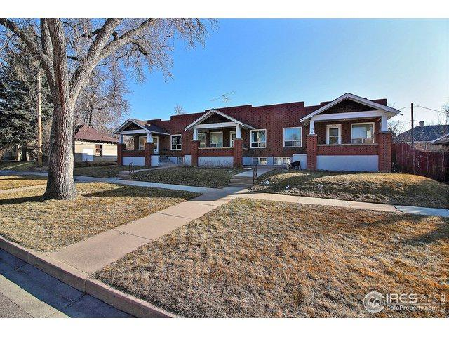 1116 17th St, Greeley, CO 80631 (MLS #871975) :: Kittle Real Estate